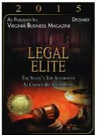 Legal Elite Award 2015